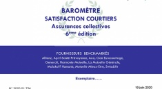 Baromètre satisfaction courtiers 2016