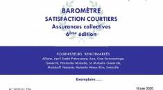 Baromètre satisfaction courtiers 2019 Risques Entreprise